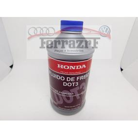 Fluido Freio Embreagem Dot3 Original Honda Fit/civic/crv
