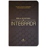 Bíblia De Estudo Integrada - Capa Flexível