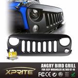 Grade Frontal Jeep Wrangler Jk Jku Angry Birds