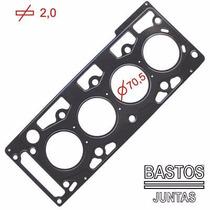 Junta Cabeçote Aço 2mm Fiesta Ecosport 1.0 8v Zetec Rocam
