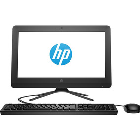 All In One Hp 205 G3 Amd Quad Core 4gb 500gb Linux 12 Cuotas