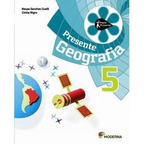 Projeto Presente - Geografia - 5º Ano - 4º Ed
