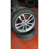 Aros Bmw #19 Orignales Con Llanta 245/45r19 Runflat Pirelli