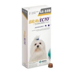 Bravecto 112.5mg Para 2-4.5 Kg Promo Envio Gratis Desde 1 Pz