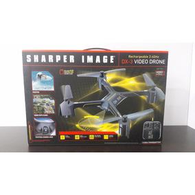 Drone Quadcopter Dx3 Sharper Image Video Dron