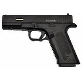 Pistola Kwc G C17 Blowback Full Metal + 300 Balines + 4 Co2