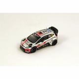 1/43 Spark - Ford Fiesta Wrc Rally France 2013