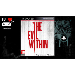 The Evil Within Psn Playstation 3 Psn