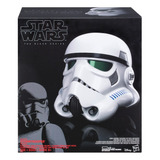 Star Wars Black Series Casco Stoormtroper Modulador De Voz