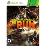 Juego Xbox 360 Ea Need For Speed The Run