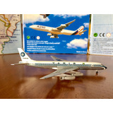 Miniatura Avião 1/400 Aeroclassics Varig Dc-8-32