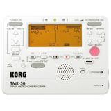 Afinador Grabadora Y Metronomo Korg Tmr-50 Digital Instrumen