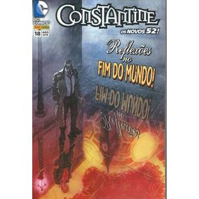 Constantine 18 Novos 52 - Panini - Bonellihq Cx277 D18