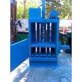 Prensa Para Pet Molino Vertical Hidraulica Carton Aluminio