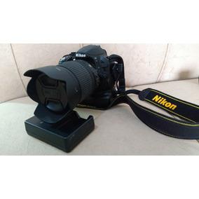 Máquina Fotográfica Nikon D3100 Completa