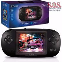 Consola Juegos Portable 3 Noganet Ngx-pocky 8 Salida Tv