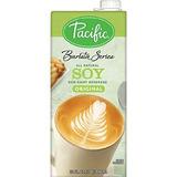 Batidoras De Soja De Pacific Natural Foods Barista Series,