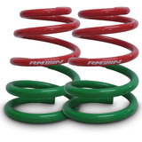Kit Espirales Traseros Rm Progresivos Fiat Siena