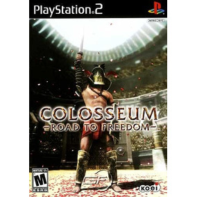 Colosseum: Road To Freedom - Ps2 Patch + Encarte