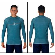 Camiseta Lycra Esportes Água Proteção Solar Nova Coleção