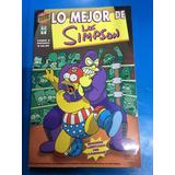 Cómic Lo Mejor De Los Simpson Tomo 8