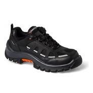 Zapatilla Zapato De Seguridad Funcional Lander 37-45 Negro