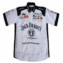 Camisa Corrida F1 Jack Daniel
