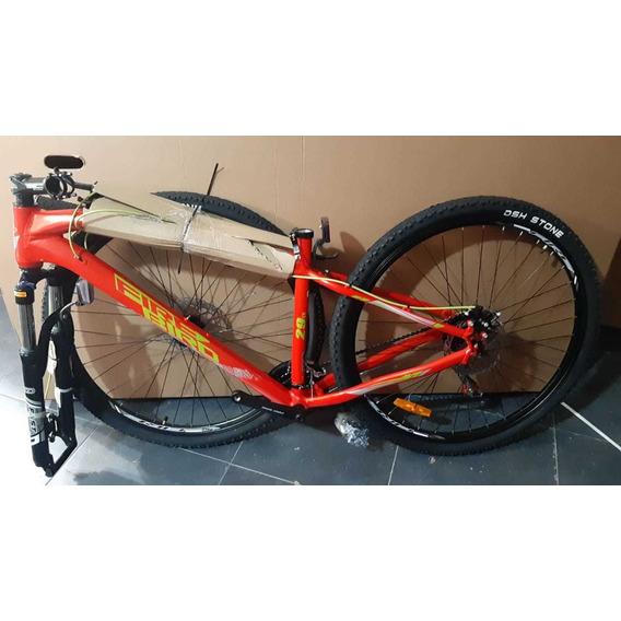 Bicicleta Rodado 29 Firebird Aluminio Shimano + Linga + Led