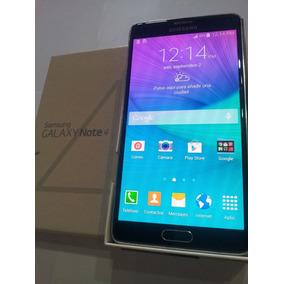 Oferta Samsung Galaxy Note 4 Original 4g Lte Caja Accesorios