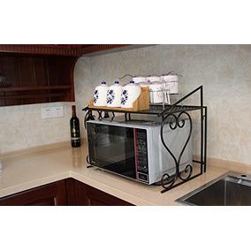 Estante repisa met lico para microondas horno el ctrico en mercado libre m xico - Estante microondas ...
