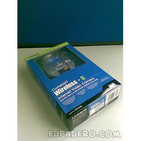 Linksys Wireless-g Internet Home Monitoring Camera Wvc54gc