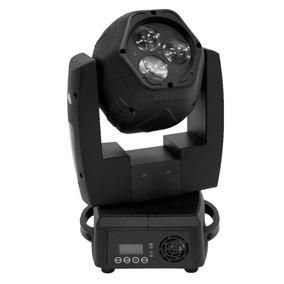 Moving Head Beam Com Tilt Infinito Duo 300 Free - Pls