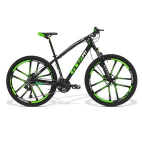 Bicicleta Gts M1 Aro 29 Freio Á Dis I-vtec Abs Magnésio 27v