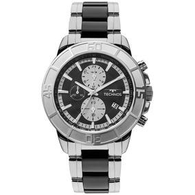 Relógio Technos Masculino Js15eu/1p Cronógrafo Vidro Safira