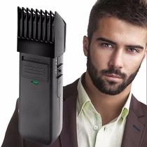 Máquina Barbeador Profissional Recarregável Bivolt Aparador