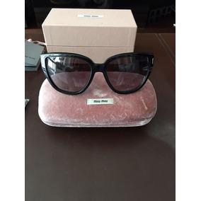 2ab29ed18870a Óculos De Sol Miu Sem lente polarizada em São Paulo, Usado no ...
