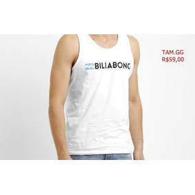 Camiseta Regata Masculina Billabong - Camisetas e Blusas no Mercado ... 414ca832593