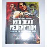 Red Dead Redemption Goty Guia Oficial Tapa Dura