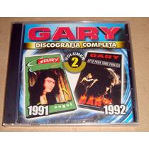 Gary Discografia Completa Vol.2 Doble Cd Nuevo, Sellado