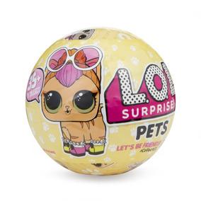 Boneca Lol Pets Série 3 Original