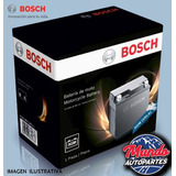 Bateria Gilera Smash 110 Bosch 12v Yb5l-b