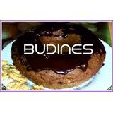 Budines Saludables Con Harina Y Azúcar Integral