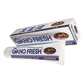 2 Boxes Gano Fresh Toothpaste With Ganoderma Lucidum Extract