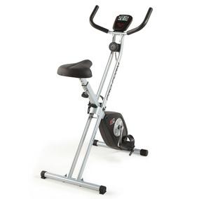 Bicicleta Estacionaria Plegable Para Hacer Ejercicio Fitness
