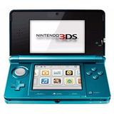 Nintendo 3ds Azul Marino Tienda