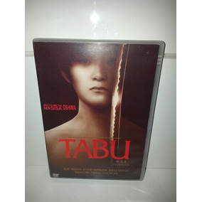Dvd Tabu - Nagisa Oshima - Filme Japonês Gls - Dvd Raríssimo