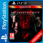 Metal Gear Solid 5 The Phantom Pain Ps3 Digital Mercadolider