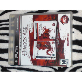 Dragon Age Origins Ultimate Edition Nuevo Fisico Sellado Ps3