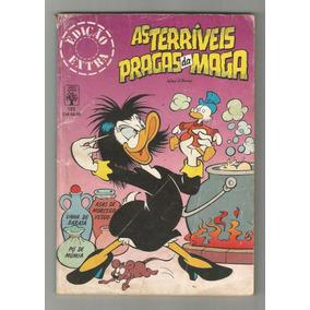 Revista Disney Edição Extra As Terríveis Pragas Da Maga 193