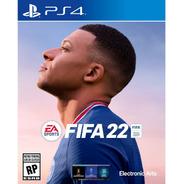 Fifa 22 Ps4 Formato Fisico Original Sellado